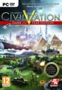 Civilization V Game of the Year Edition - 270 Kč