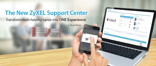 zyxel support center